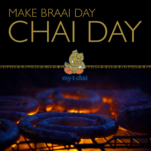 Chai Day, Braai Day
